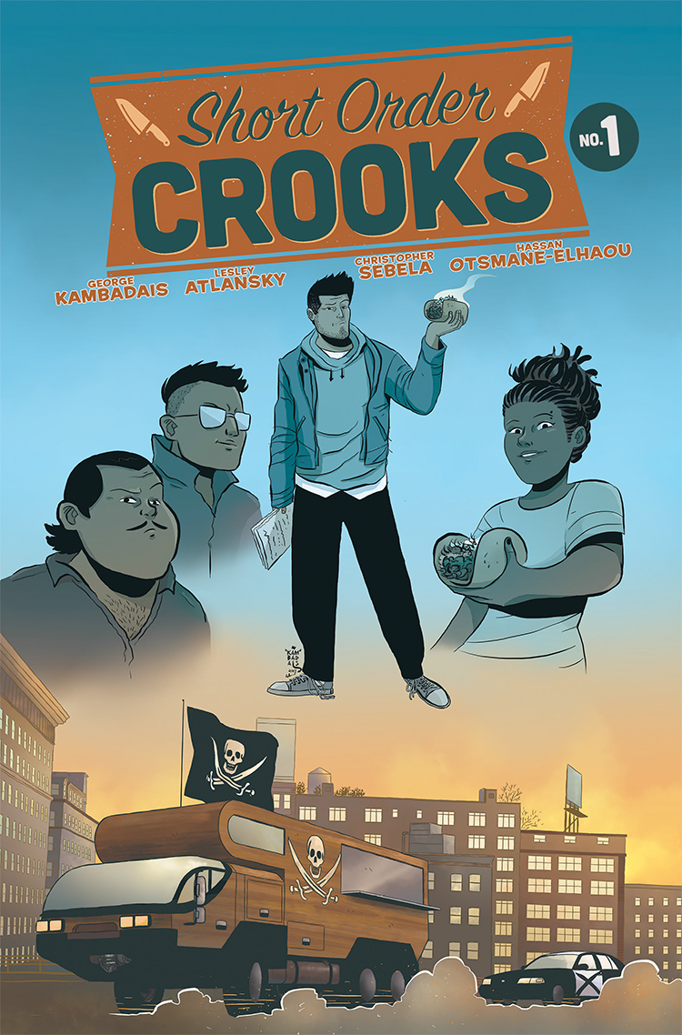 Short Order Crooks #1