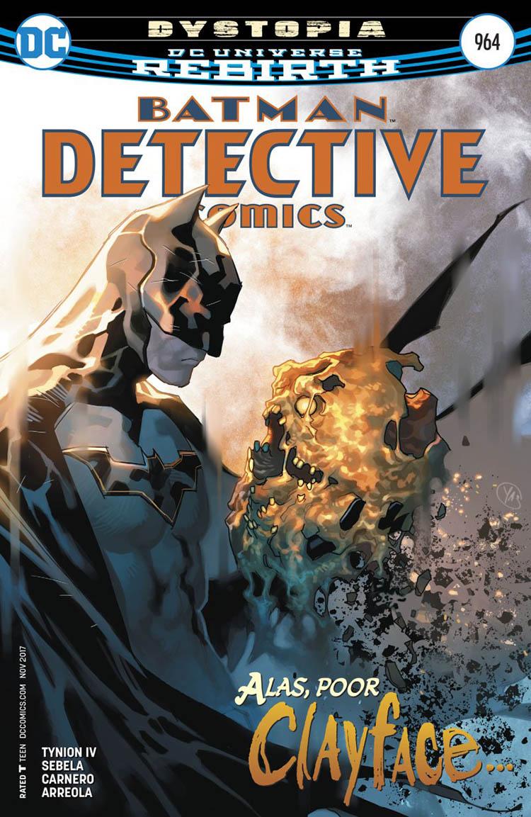 Detective Comics #964