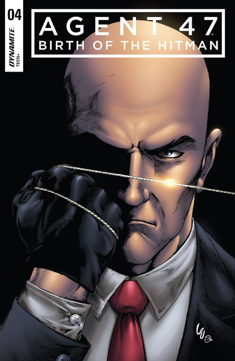 Agent 47: Birth of the Hitman #4