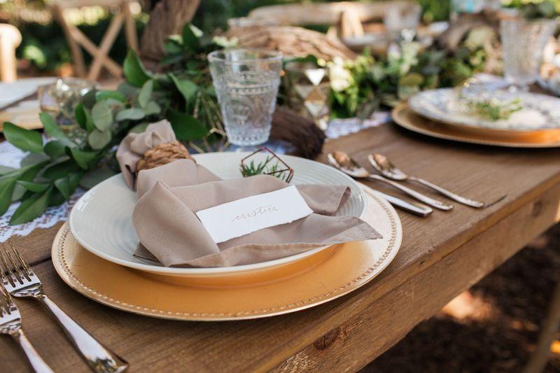 Miami Beach Botanical Gardens Wedding Inspiration