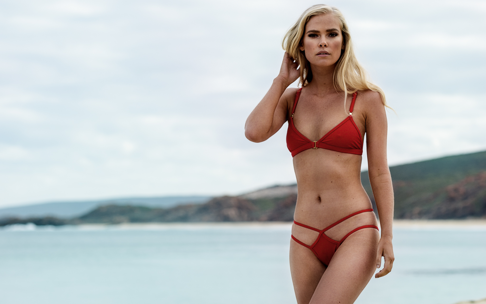 Millicent Lambert model with Dave Blake Photographer - daveblake