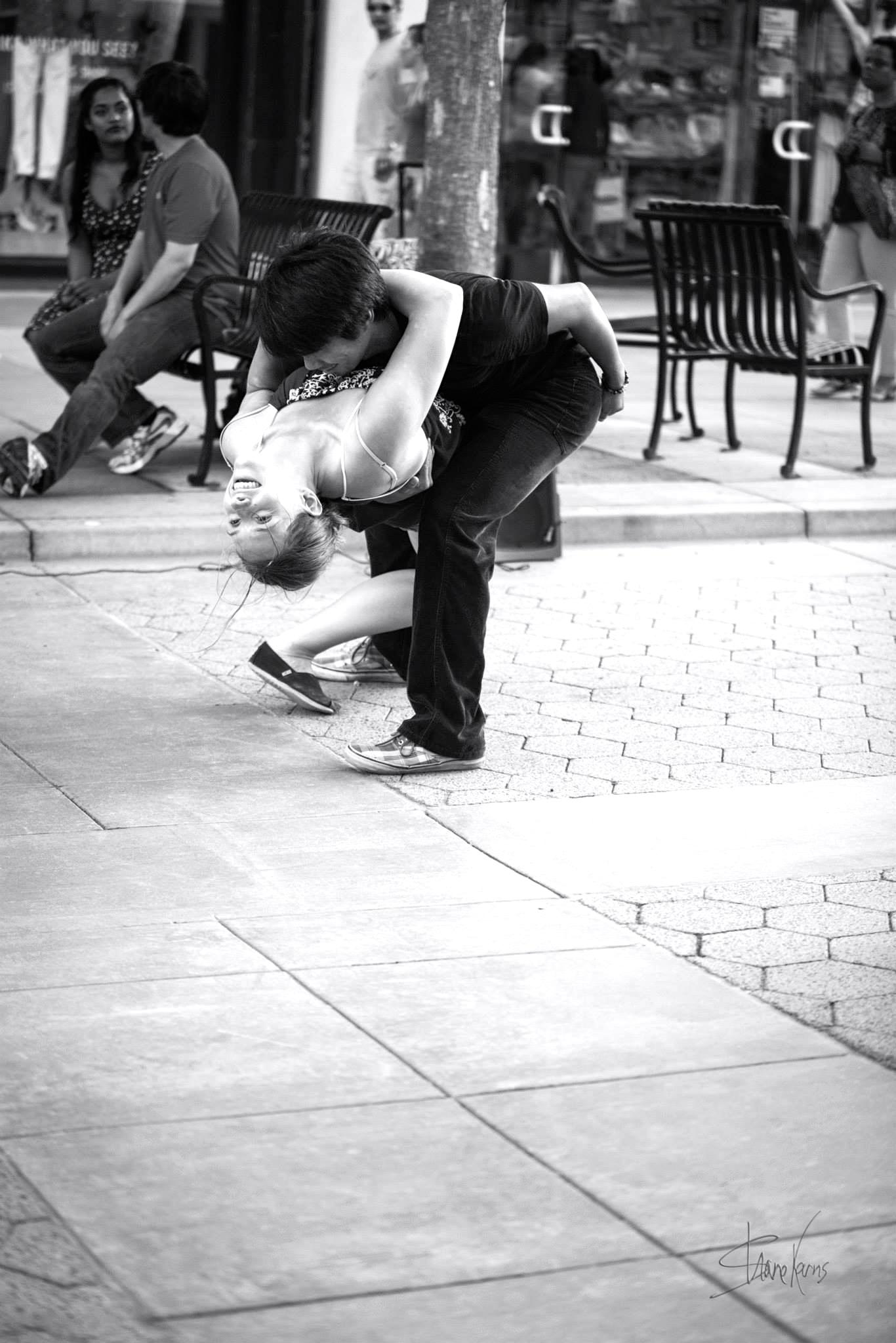 Third Street Potluck Dance 2014