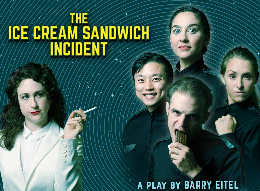 The Ice Cream Sandwich Incident (2016)