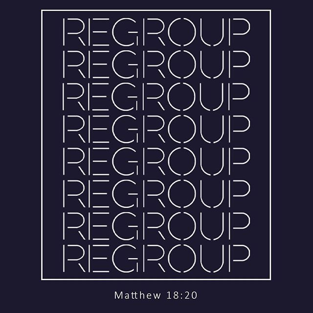 Tonight we start Regroup, our Summer Sunday night meetings! We'll be studying through Matthew, eating lots of snacks, playing some awesome games, and having the best time! Starts tonight at 6:00, hope to see everyone!!!