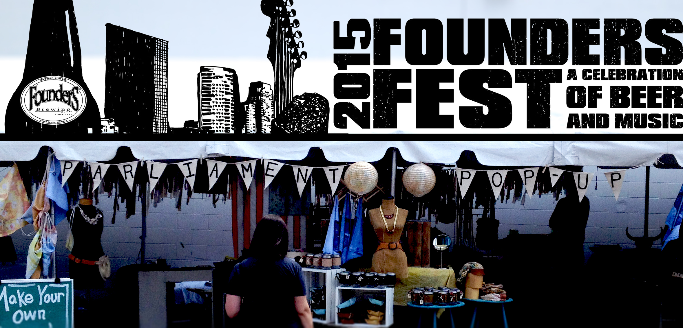 LwD at Founder's Fest 2015
