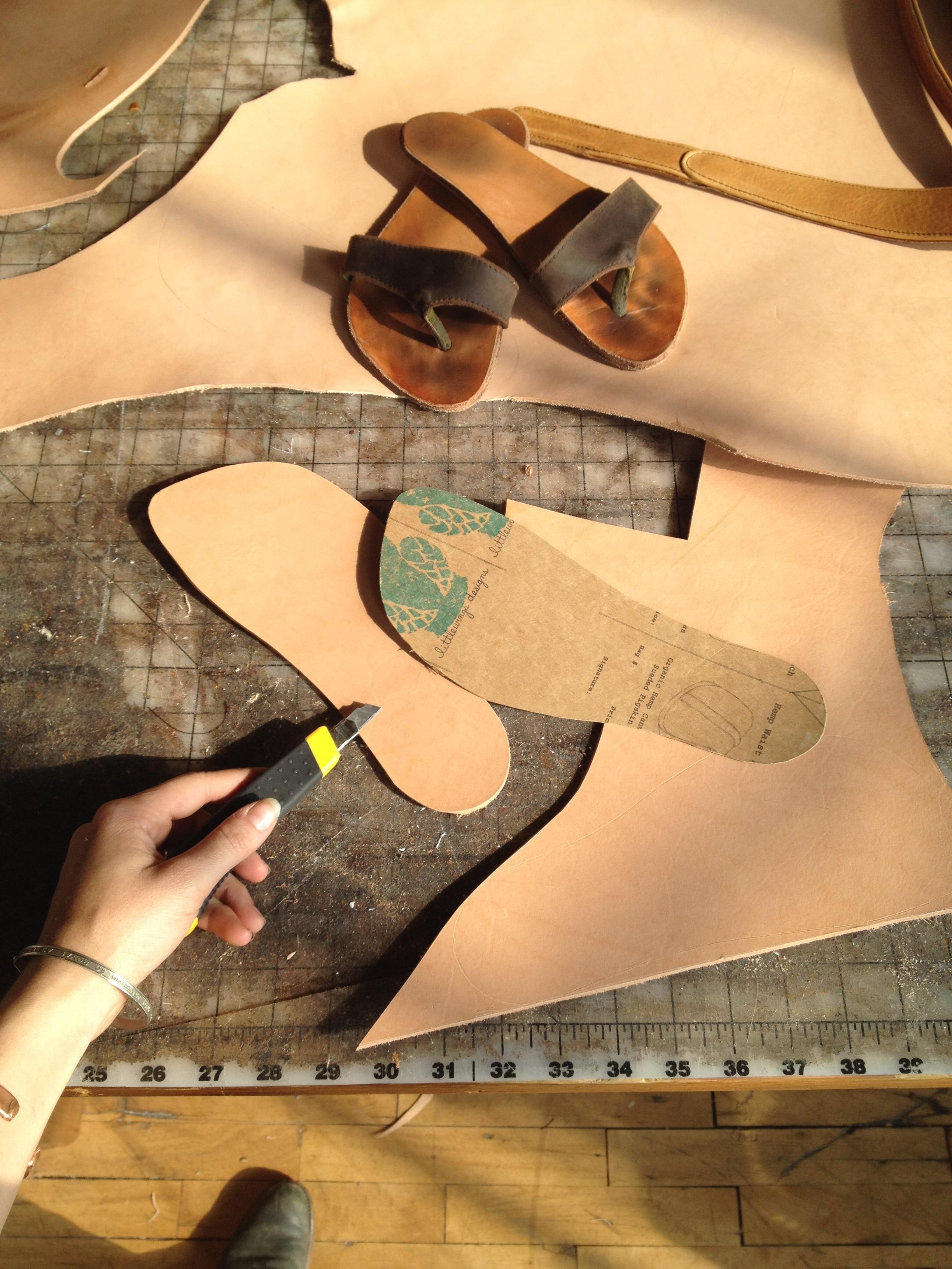 Make Your Own Flip-Flops