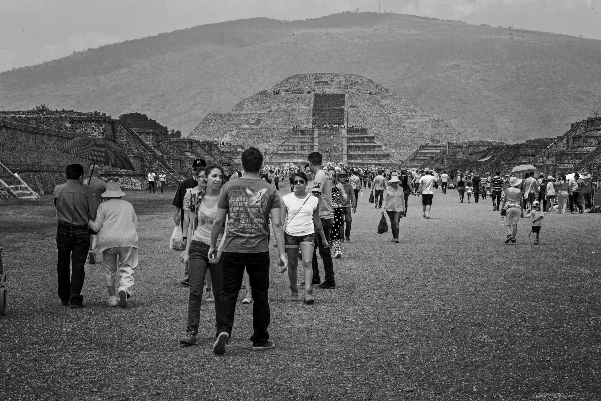 Teotihuacan, Mexico State, Mexico