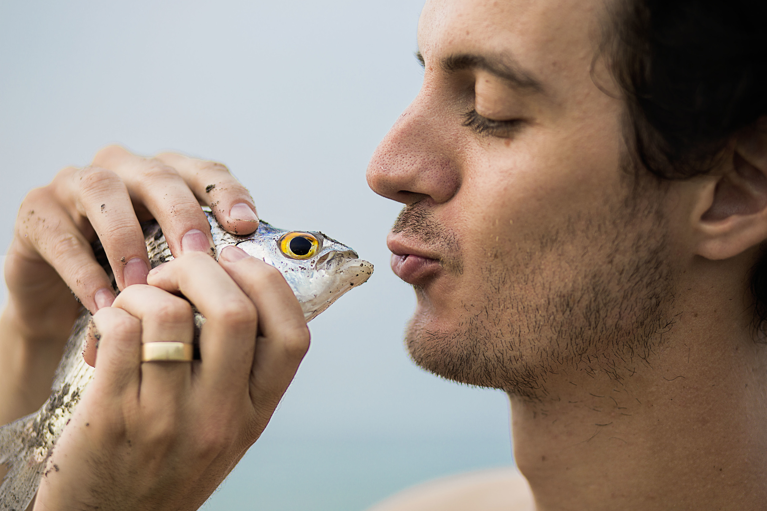 I Kissed a Fish and I Liked It