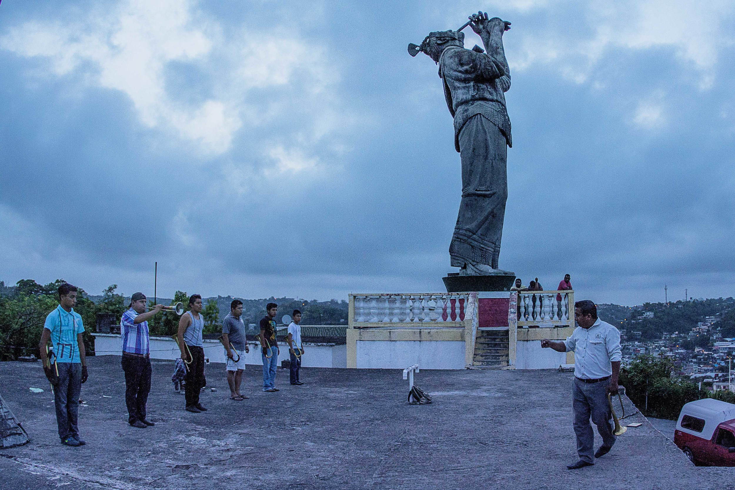Day 110 - Papantla, Veracruz, Mexico