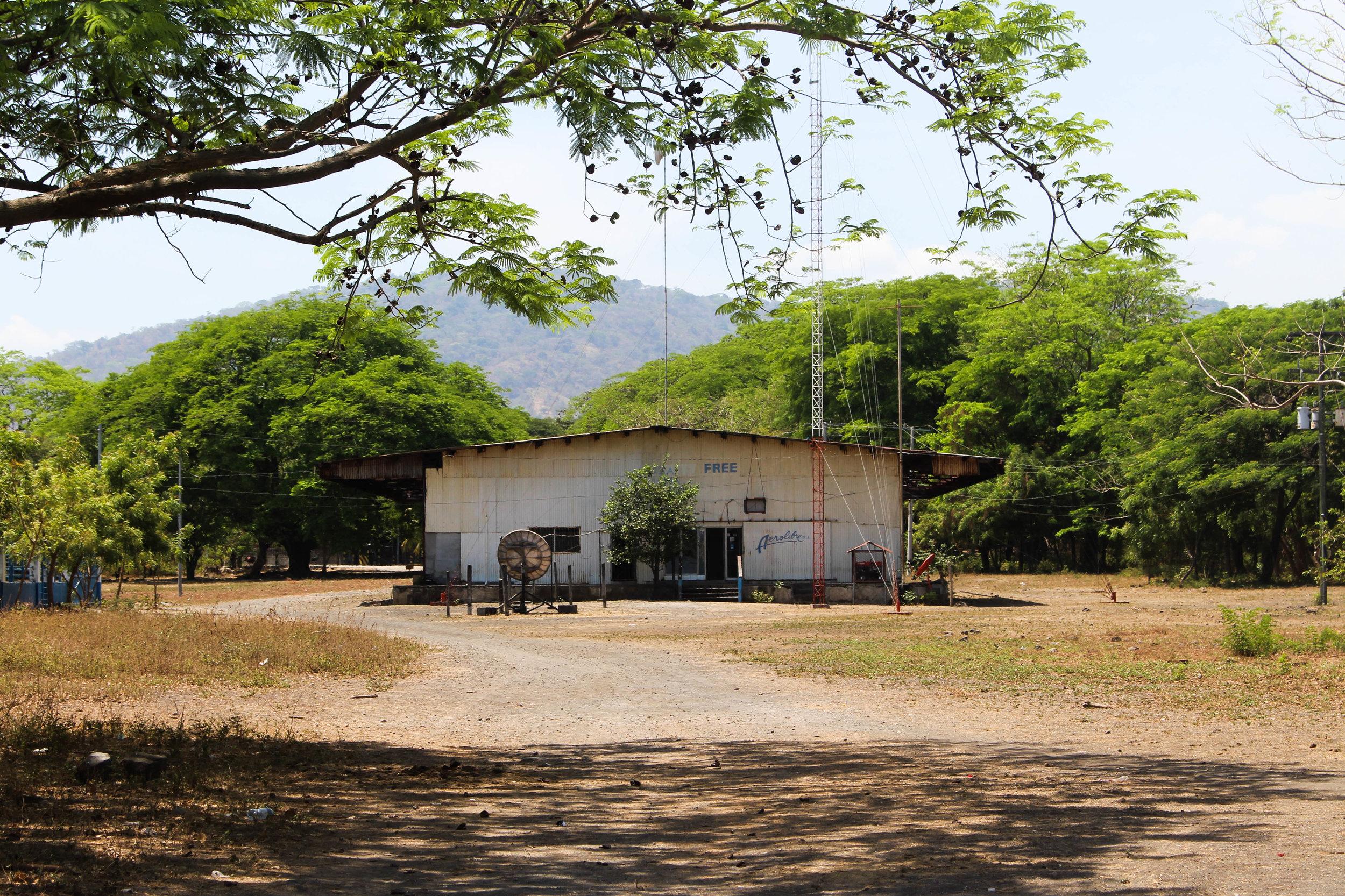 Nicaraguan Boarder