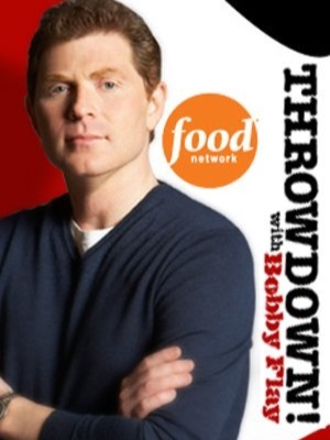 FOOD NETWORK - Casting Producer; 'Throwdown with Bobby Flay'