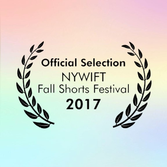 """MUNCH RUSH, our @foodnetwork Digital Original Series was included in the NEW YORK WOMEN IN FILM & TELEVISION """"Fall Shorts Festival"""" !!! Thank you @nywift for the honor and for supporting female producers time and again. . . . . .  #nywift #nywiftat40 #womeninfilmandtv #officialselection"""
