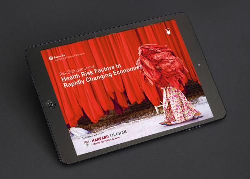Swiss Re Centre for Global Dialogue - Digital Magazin-App     TRAILER AUF VIMEO