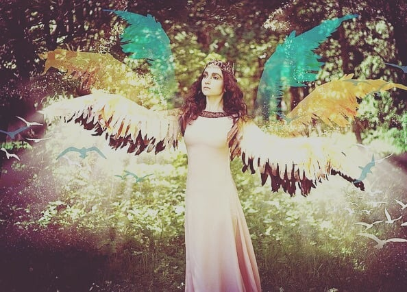 """😇😇😇 HOW TO MEET YOUR SPIRIT GUIDES // AWAKENING BLOG 😇😇😇 Did you know before you were born Spirit assigned you hyperdimentional beings to protect and assist you through your earthly travels? Some call them """"guardian angels."""" What a testimony to how much you're loved!  Did you also know that for the most part they can't aid you without your explicit consent?  What???? I know!!! When's the last time you talked with or even asked for their help?!?!?! Many times when I intuitively look at people's energetic landscape, I see the angels in the background waiting. Twittering their thumbs.  Many of us go way toooooooo long. And, to top it off in typical human behavior we try to muscle the hard knocks all by ourselves.  TO CONTINUE TO READ ABOUT HOW YOU CAN MEET YOUR SPIRIT GUIDES, PLEASE CLICK ON LINK IN BIO @awakeningtothrive YOU'LL ALSO GET MY EBOOK & OTHER GREAT READS. .  #Reiki #reikihealing #reikiforlife #reikicharged #remotehealing #distancereiki #energyhealing #energyhealings #fullmoon #newmoon #lightworker #lightworkers #energyhealer #healers #intuitivehealer #healersofinstagram #crystalhealing #crystalhealings #essentailoilhealing #essentailoiltherapy #raindroptechnique #shamanism #prayerforhealing #shamanichealing #shamanichealer #spiritualhealer #spiritualhealing #holisticwellness"""
