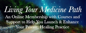 ^^^This was the project that Archangel Gabriel so beautifully helped inspire. If you're a practitioner you can check it out! We would love to have you and I feel so blessed and honored that we can walk on this creative and healing endeavor together.  www.livingyourmedicinepath.com