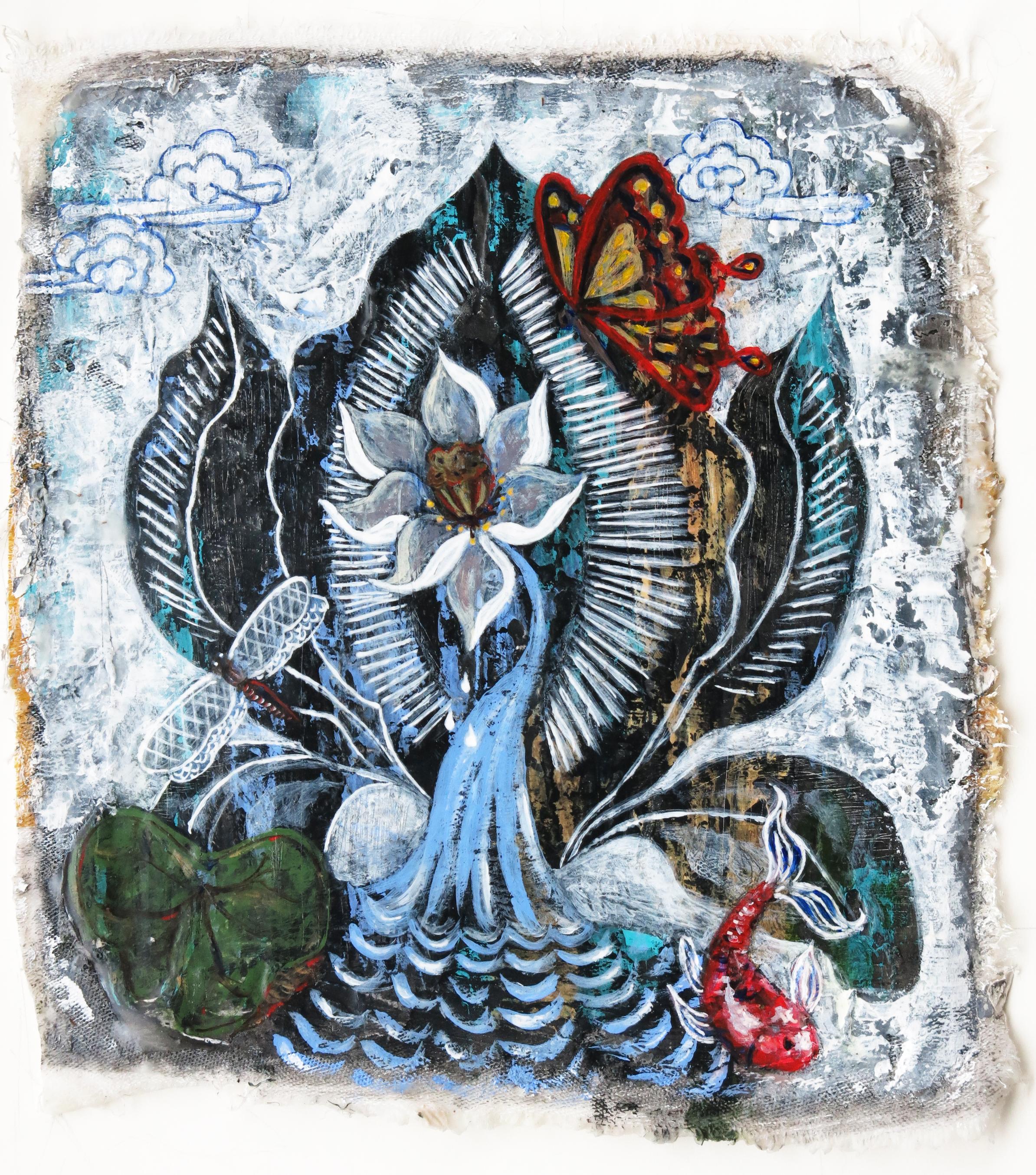 Lotus Rising - Galia Alena