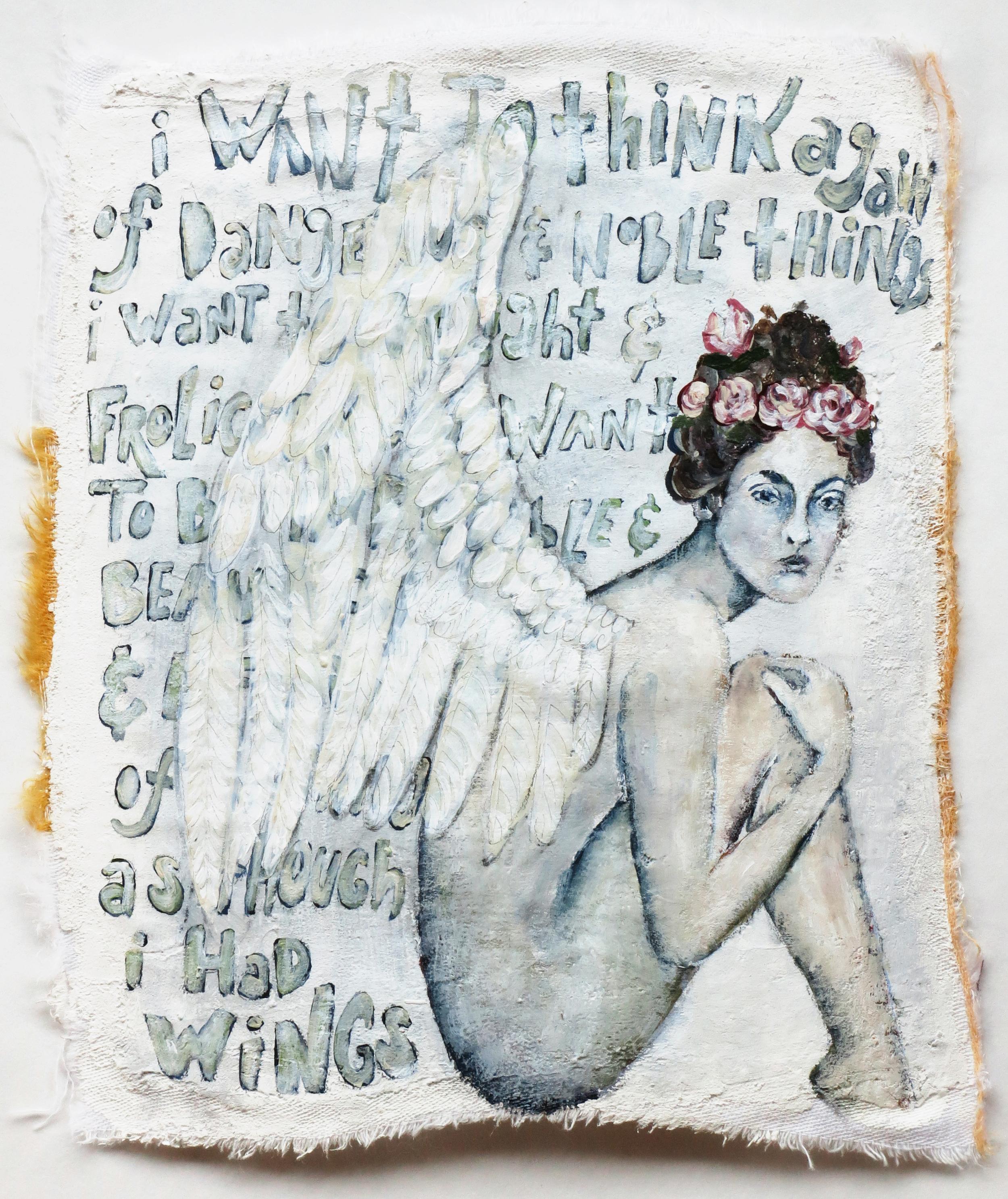 As though I had Wings - Galia Alena