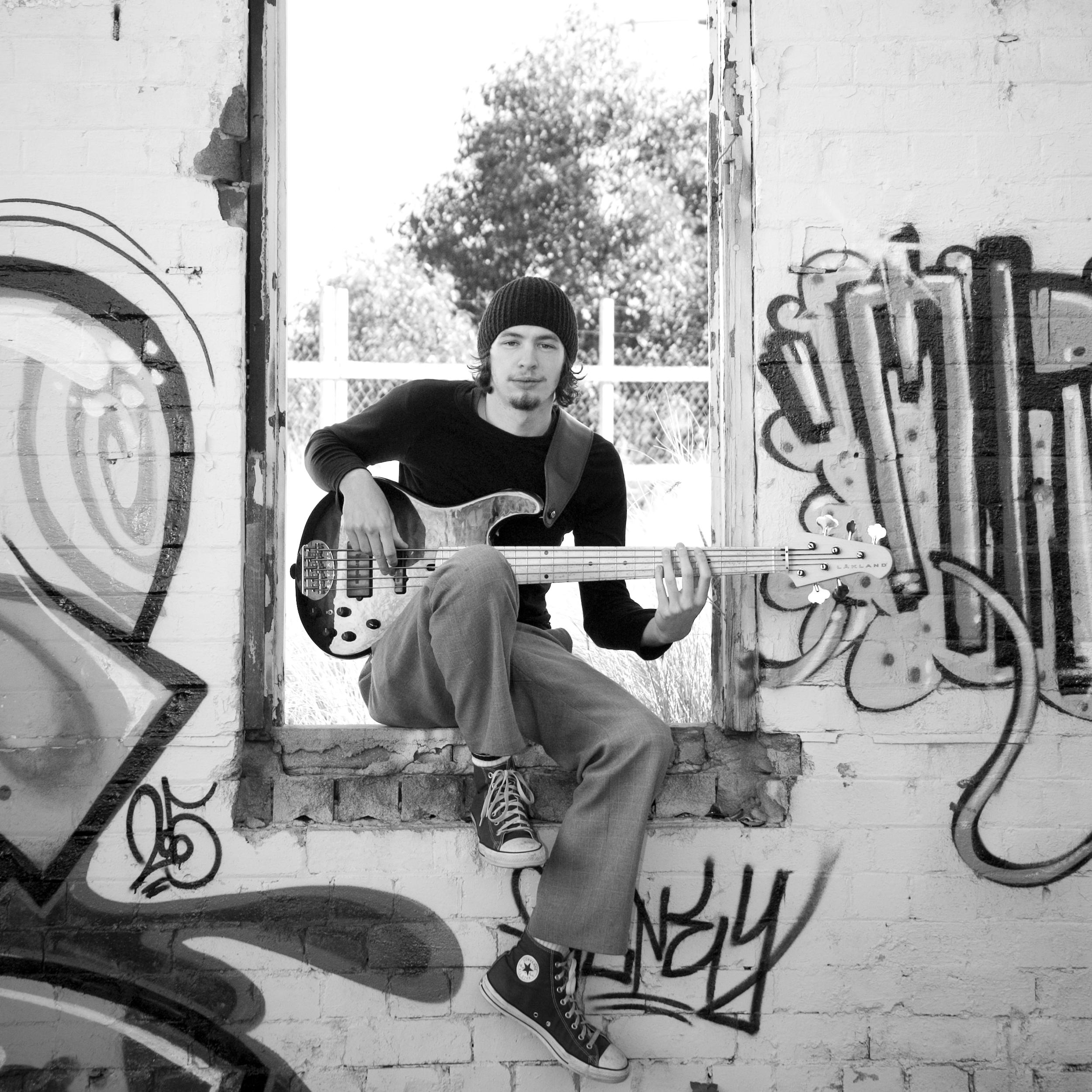 Musician promo photo