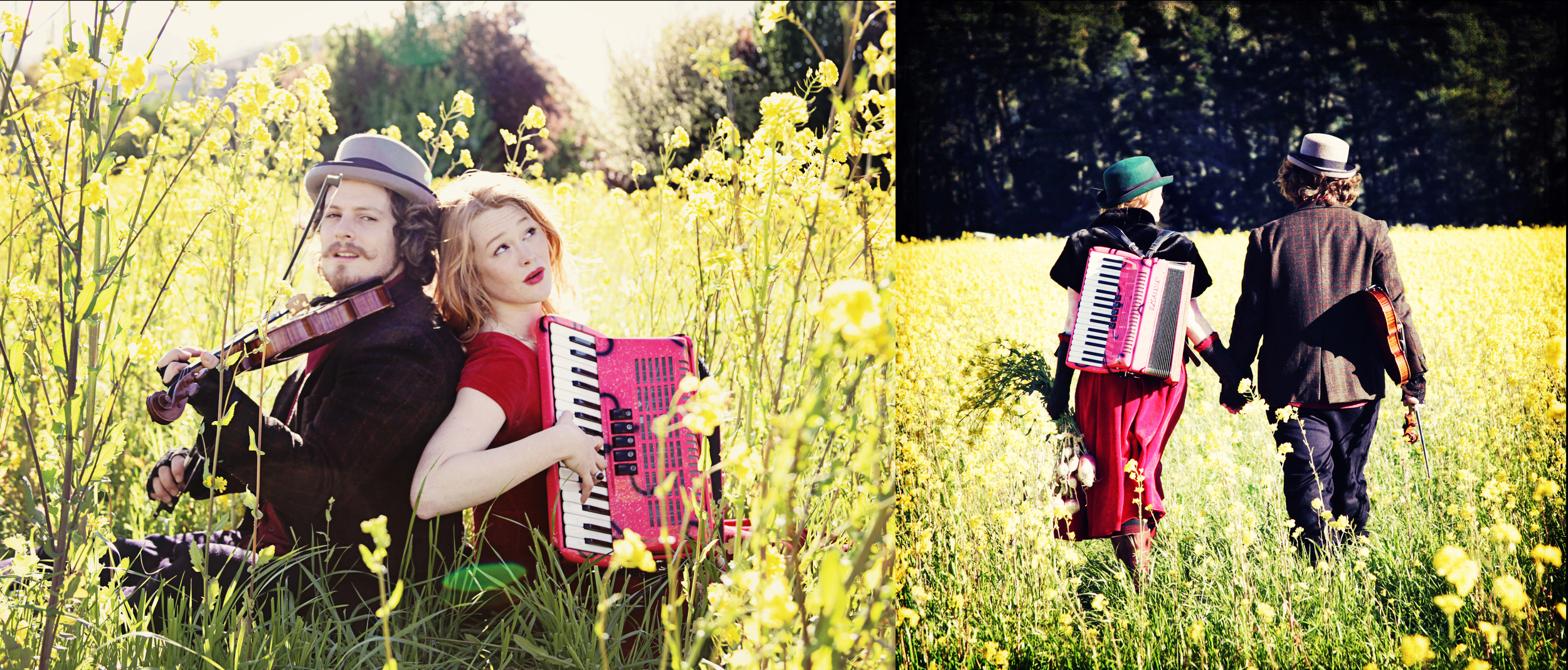 Musician promo photography