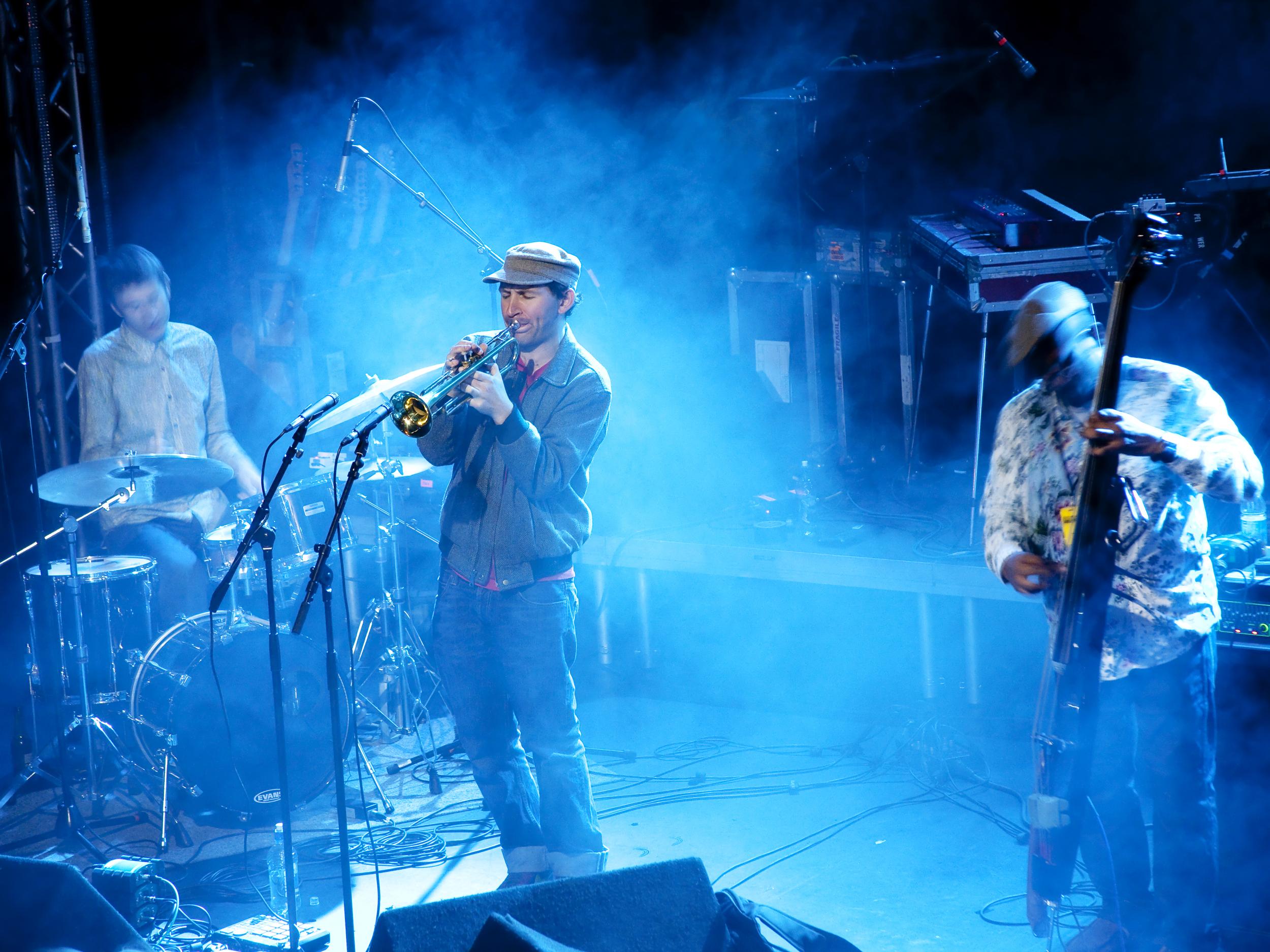 Live gig photo