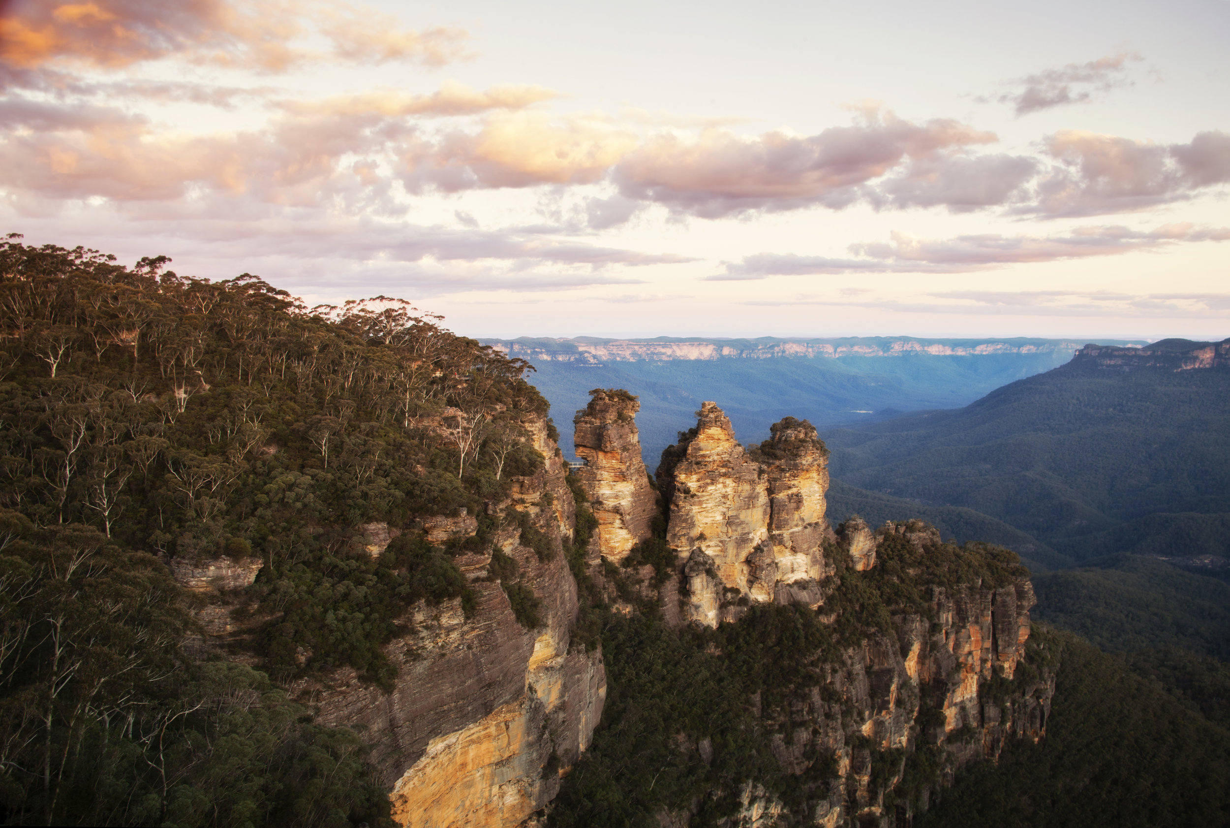 3 sisters, Blue Mountains