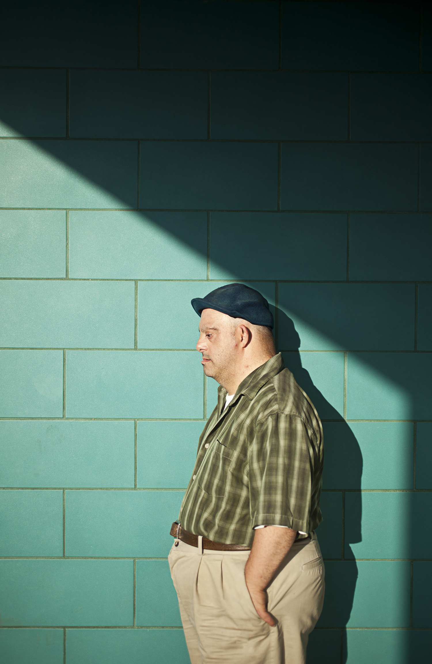 Imagery from a personal project with Afshin, photographer Kat Kaye's uncle.