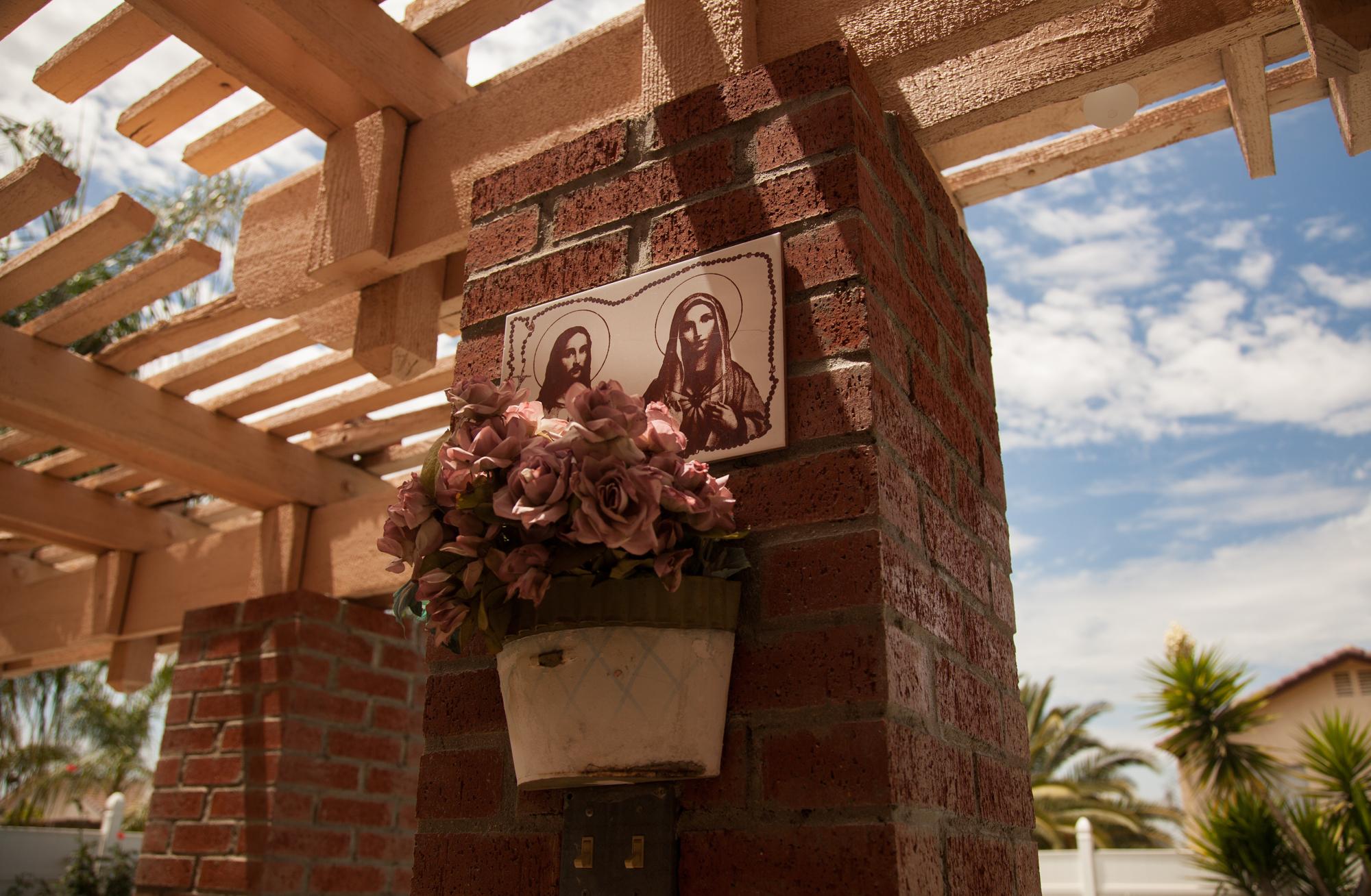 An exterior image of Manolo Guerra's house in Moreno Valley, California, Wednesday, Aug. 7, 2019. (Photo/ Kat Kaye)