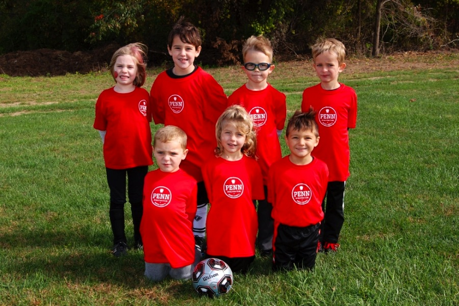 Mighty Mites (Group Two)