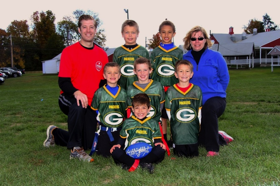 U8 Green Bay Packers
