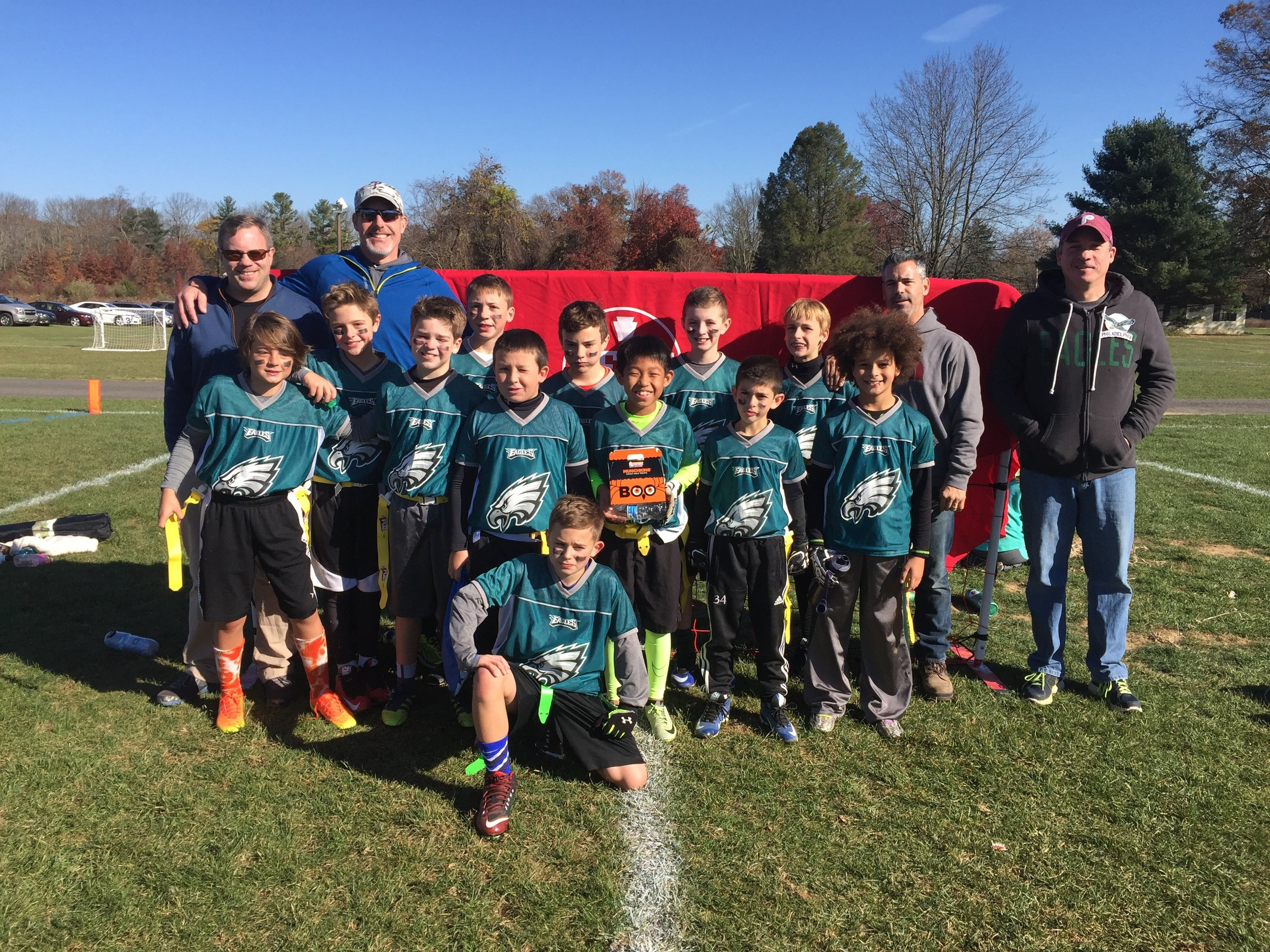 5/6 Eagles - D2 Finalists