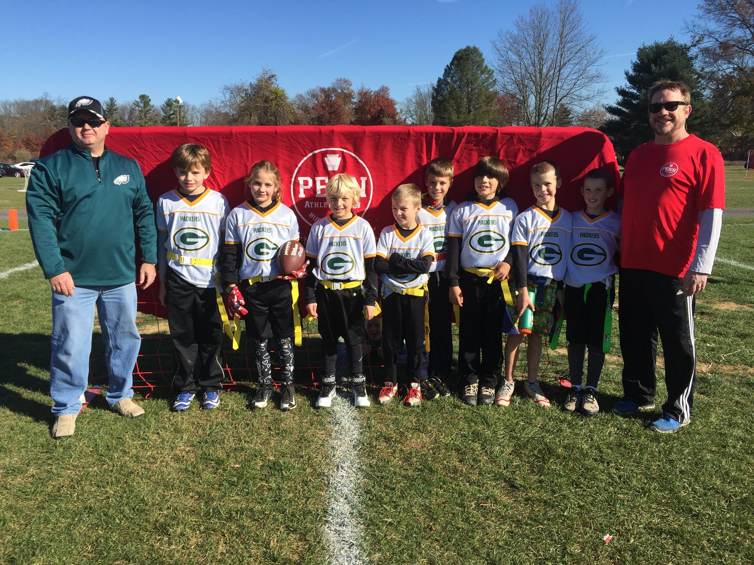 3/4 Packers - D2 Finalists