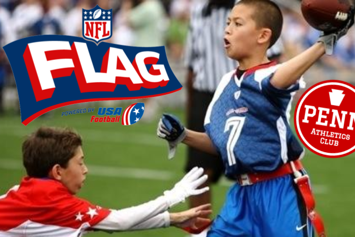 faa100002 NFL FLAG Football — PENN Athletics Club