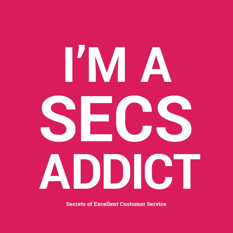 I'm a SECS addict