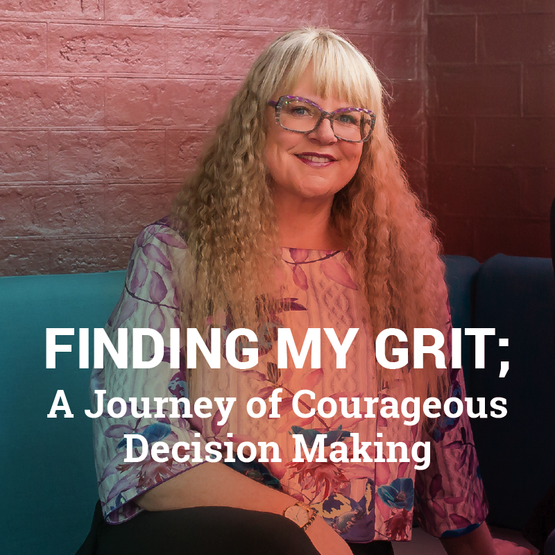 Finding my grit