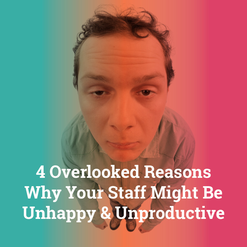 4 overlooked reasons