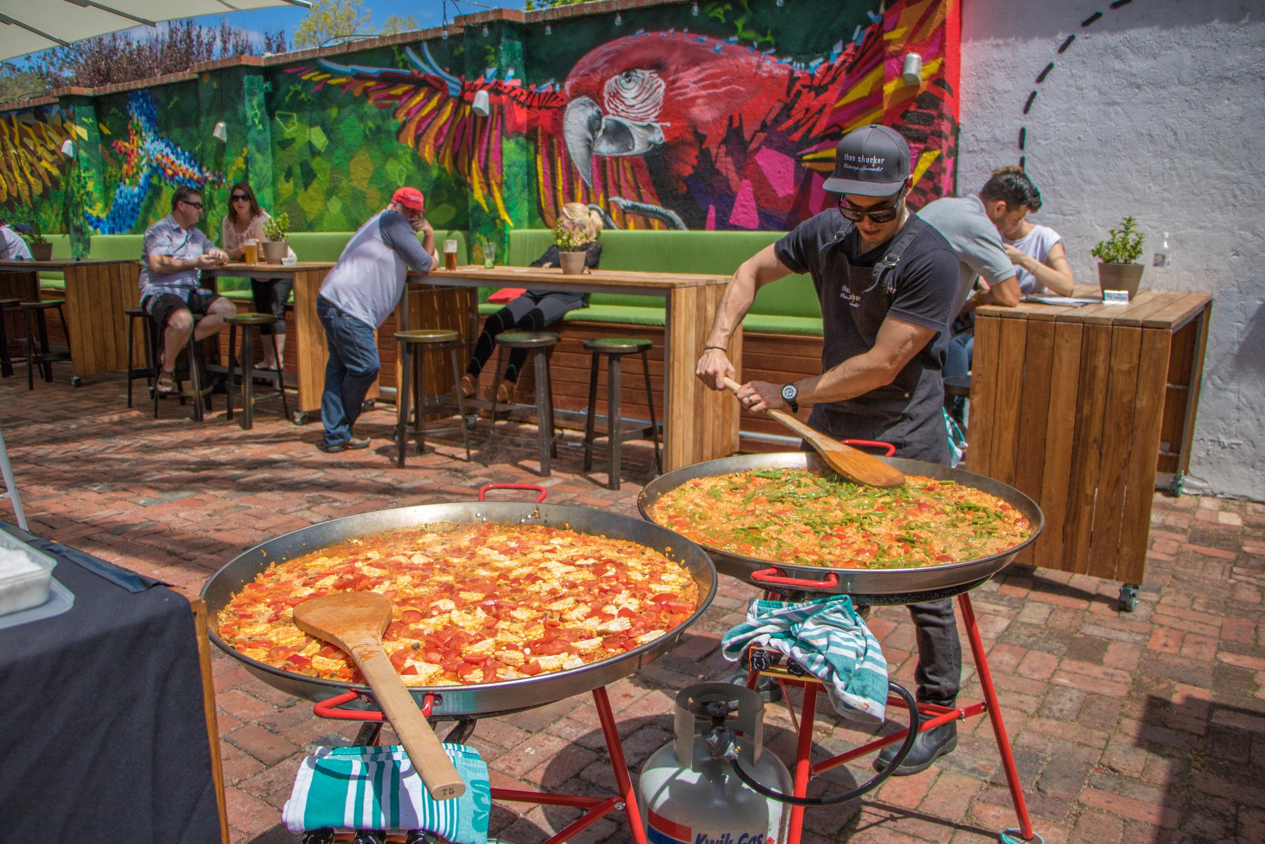 Balmoral courtyard food.jpg