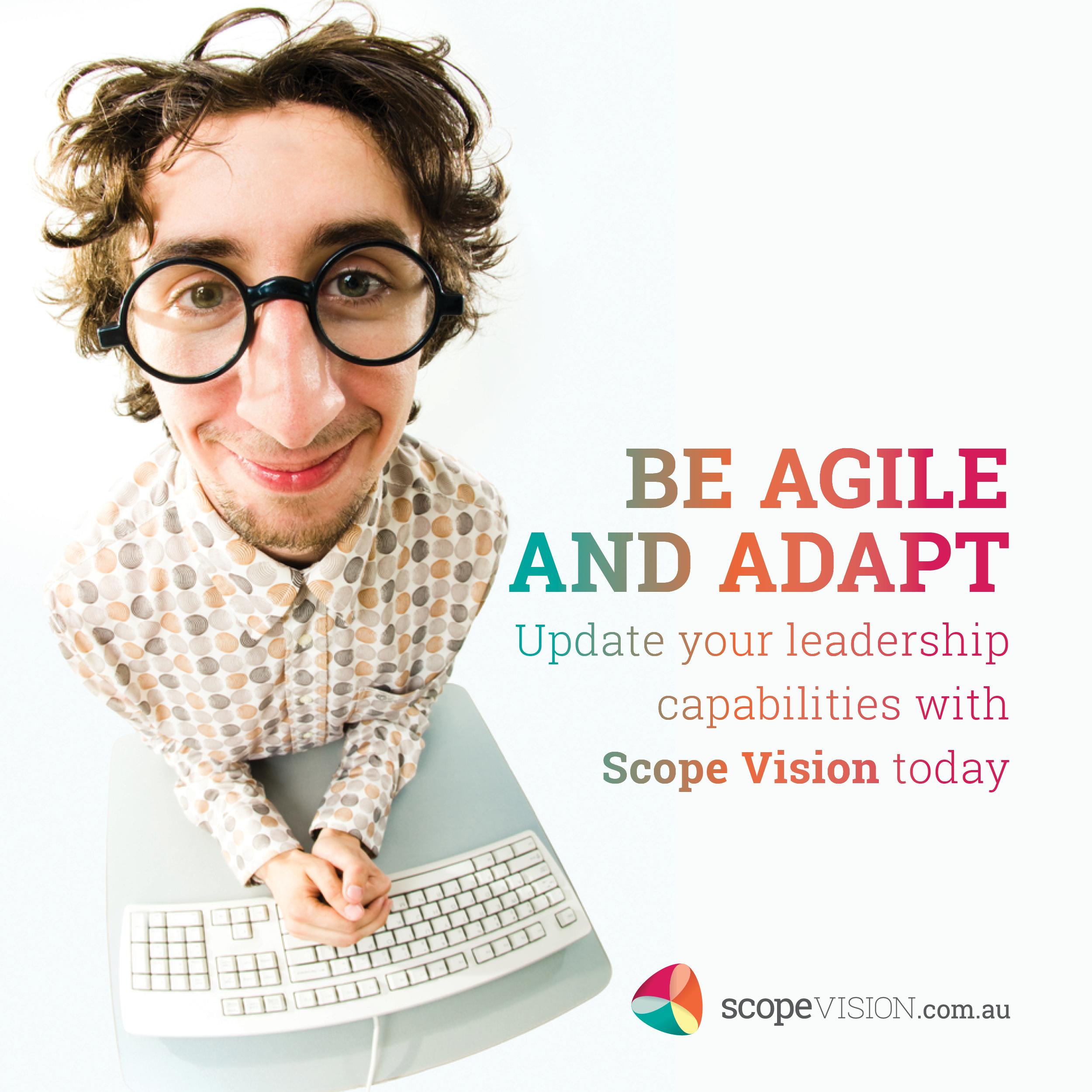 Be Agile Contact Scope