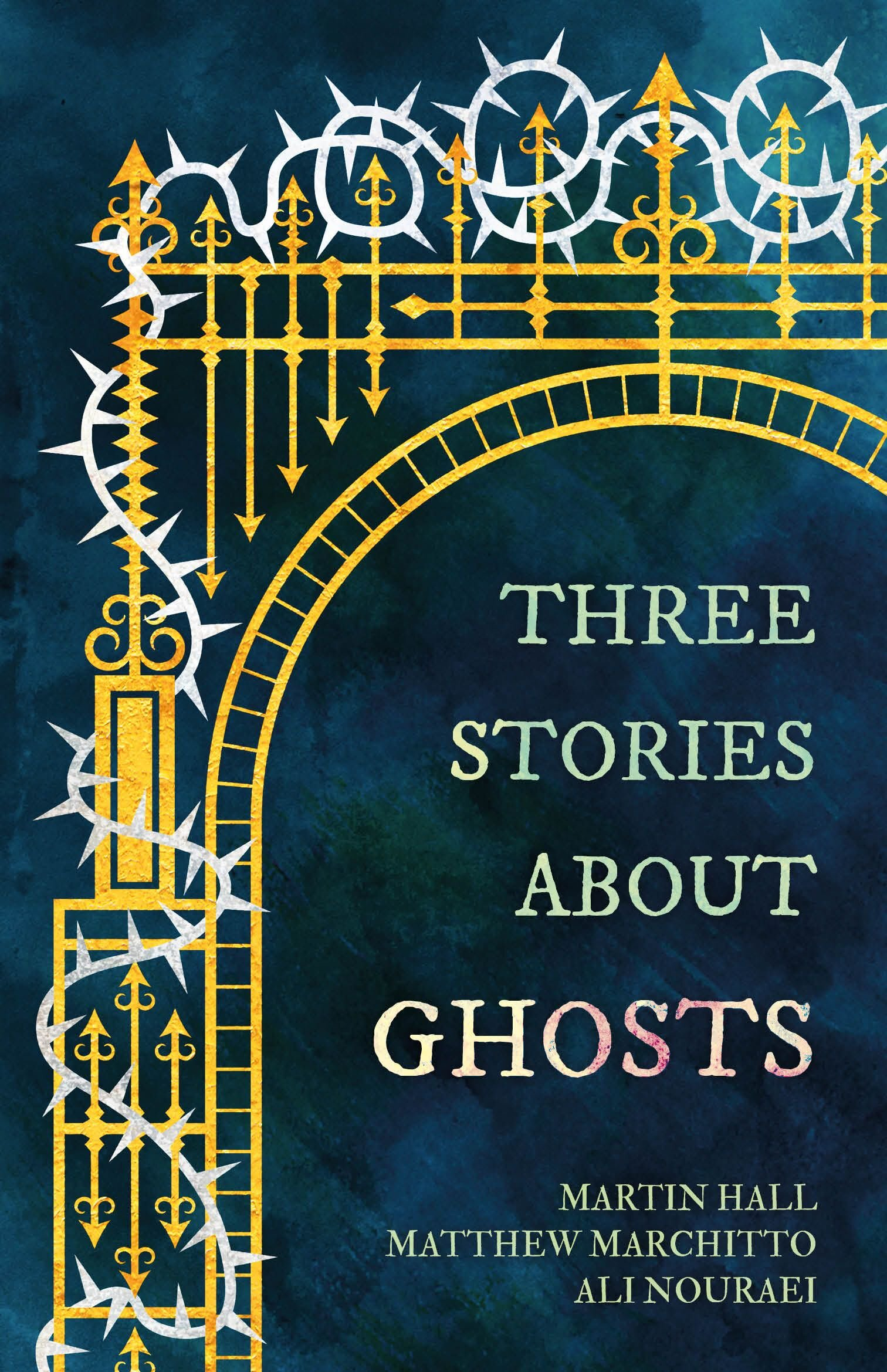 The Boneman (Three Stories About Ghosts)