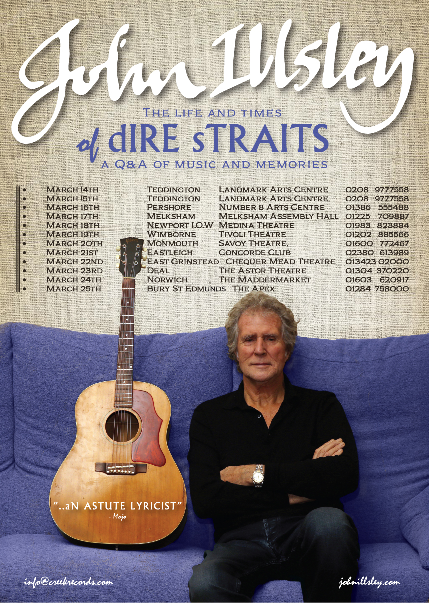 john illsley 2019 uk tour