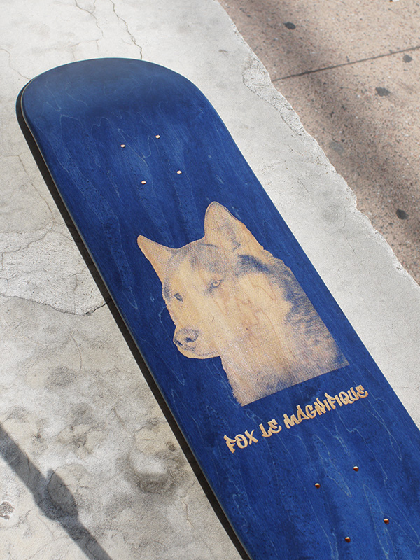 Skateboard personnalisable