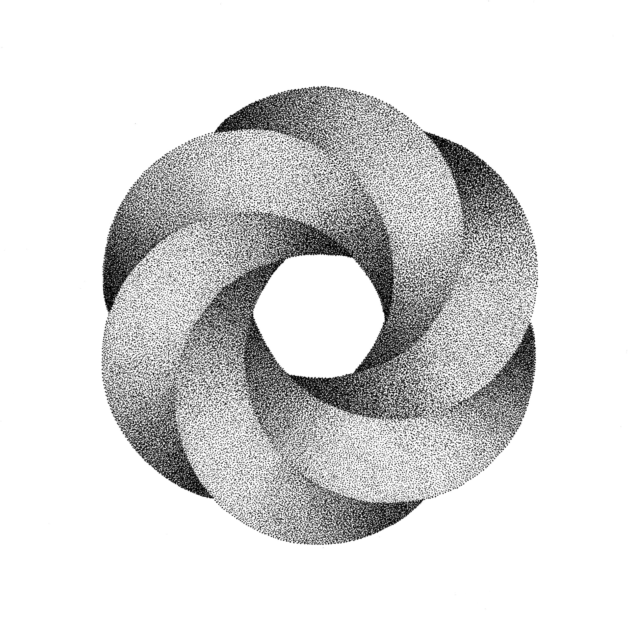 Ilan Piotelat - spirale dotwork