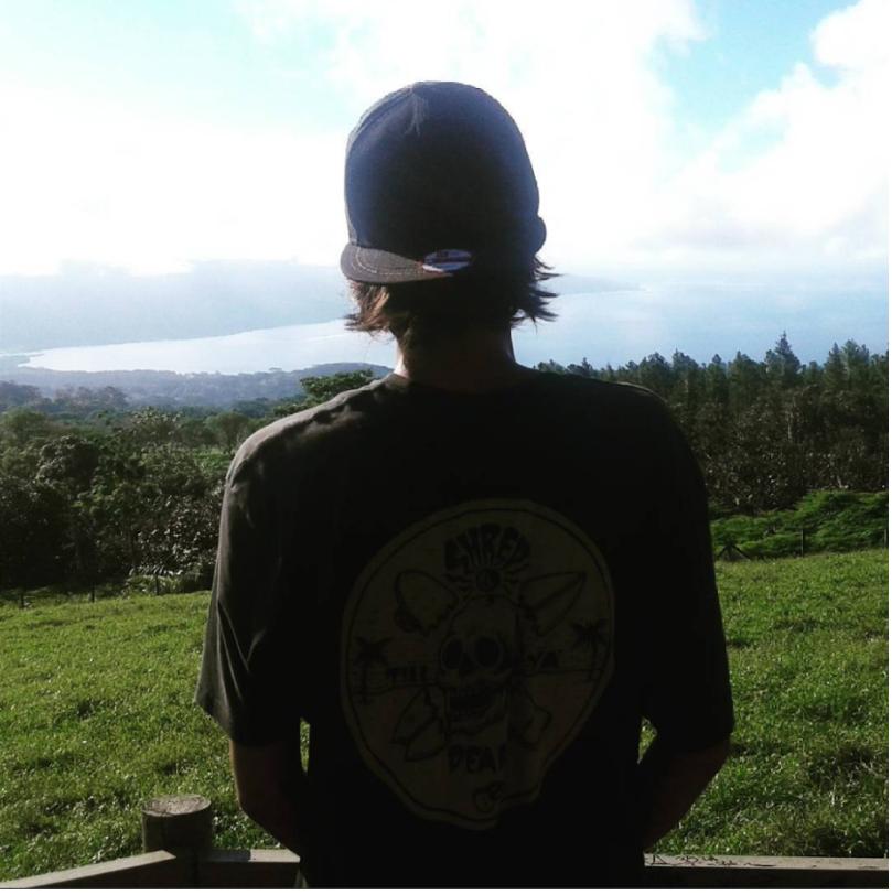 Rise Tahiti for Le Shape