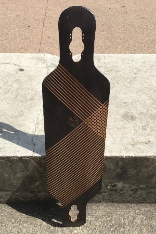 customisation longboard