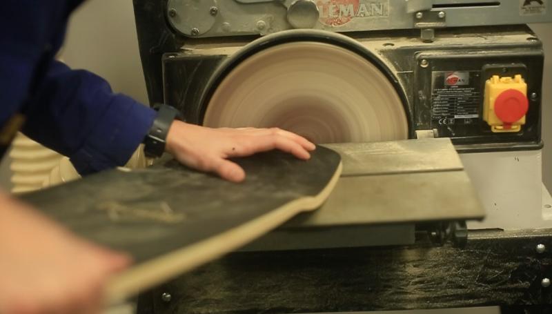 skateboard manufacturing