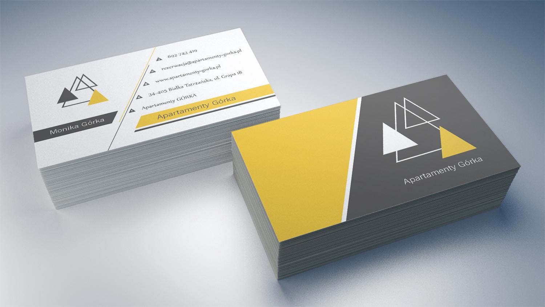 Przygotowanie graficzne i druk wizytówek 90x50mm