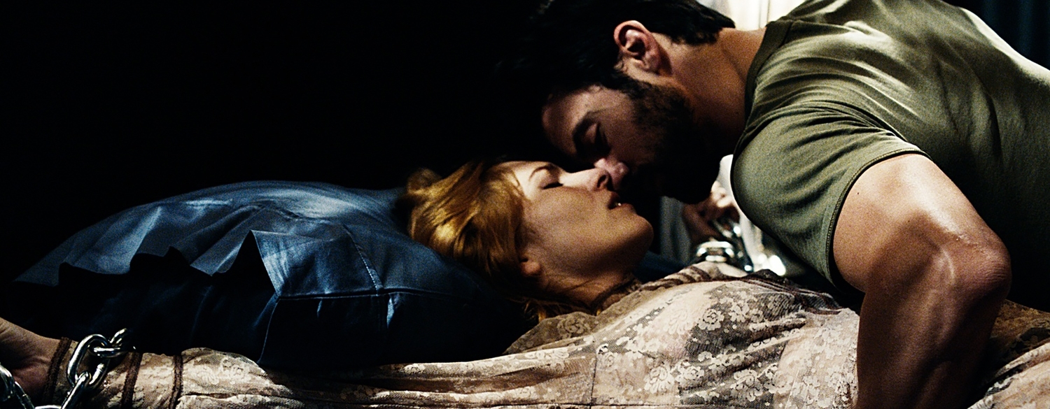 Kiss of the Damned (2013)                       Directed by: Xan Cassavetes                                                Starring: Joséphine de La Baume, Milo Ventimiglia, and Roxane Mesquida
