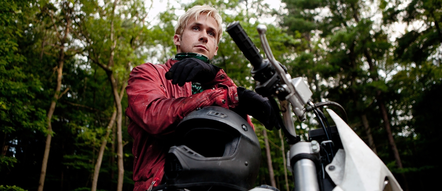 The Place Beyond the Pines (2012)                              Directed by:  Derek Cianfrance                                                                                              Starring:  Ryan Gosling, Bradley Cooper, Eva Mendes, and Ray Liotta