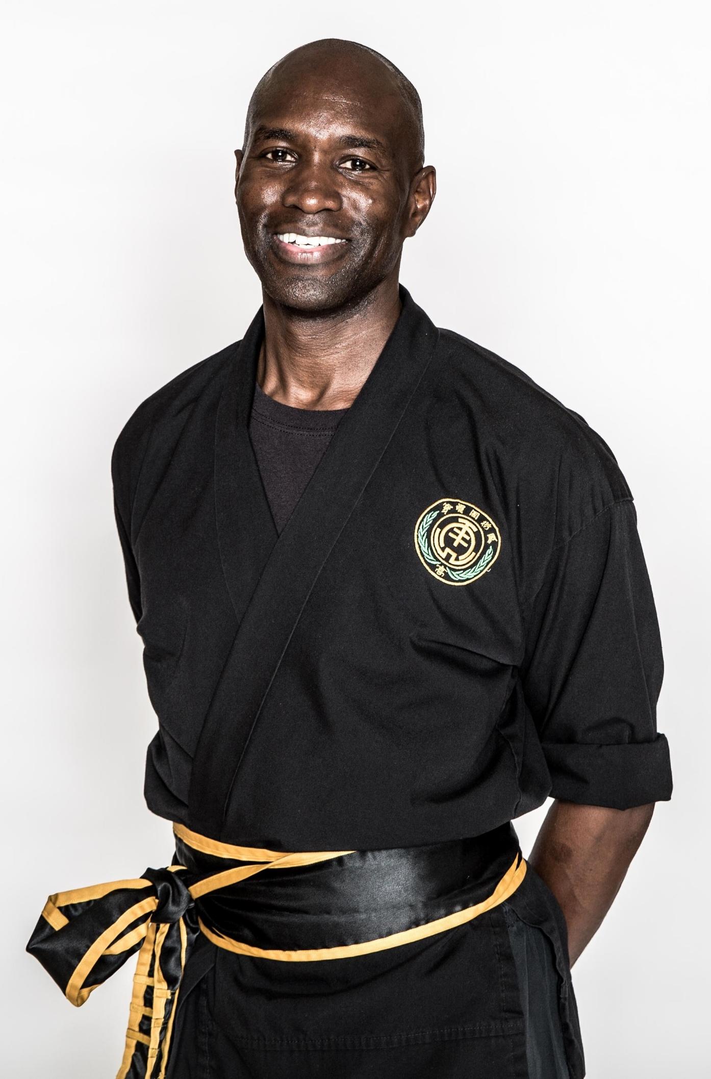 Sifu Ayodele Spencer