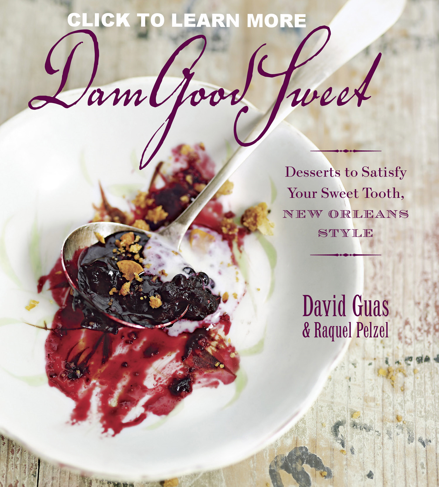 DamGoodSweet: Desserts to Satisfy Your Sweet Tooth