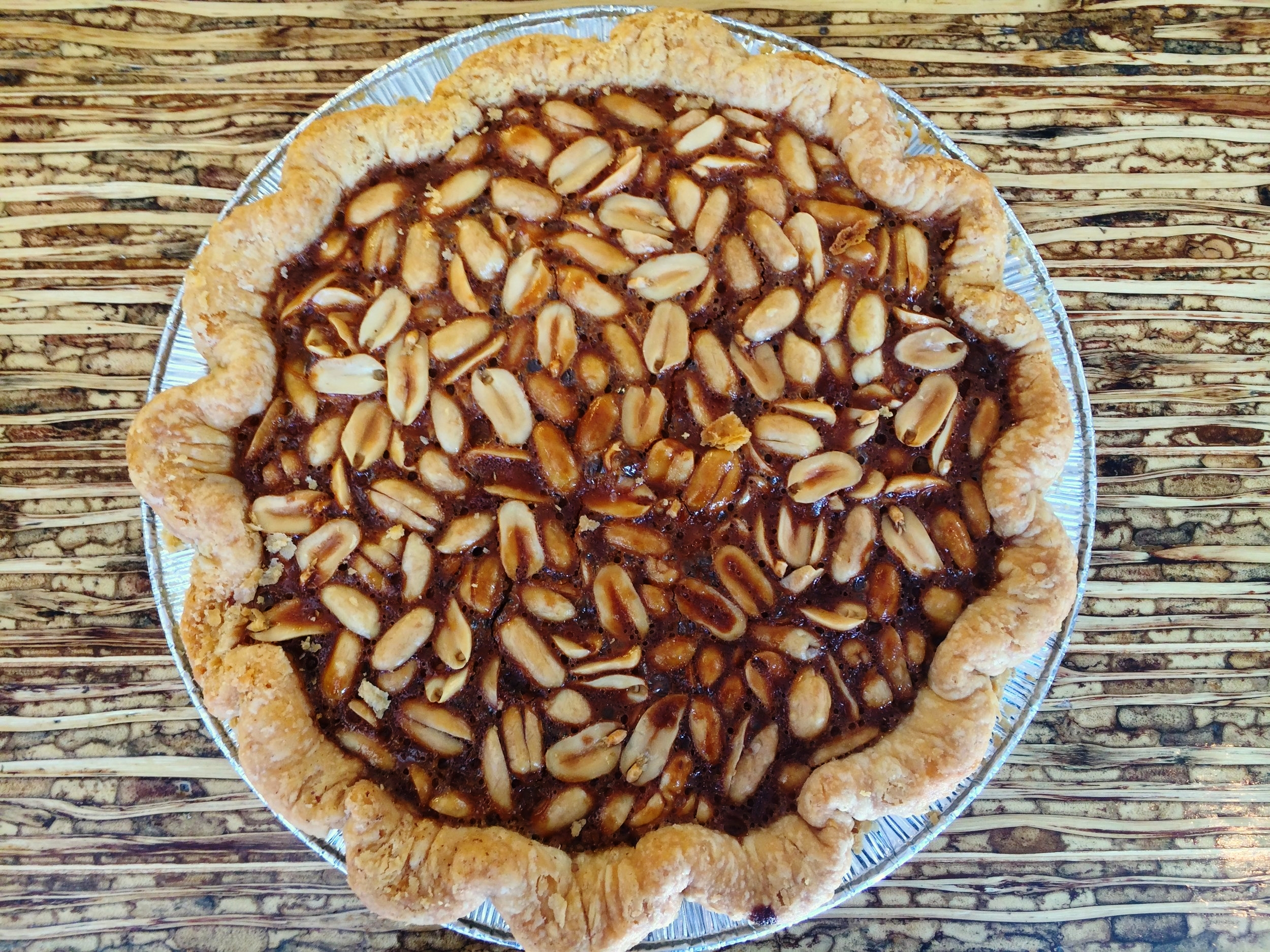 Virginia Peanut Pie_Overhead.JPG